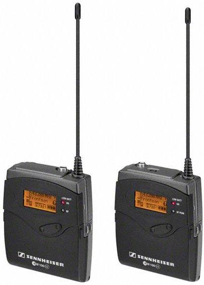 Sennheiser ew100 G3 Transmitter & Receiver