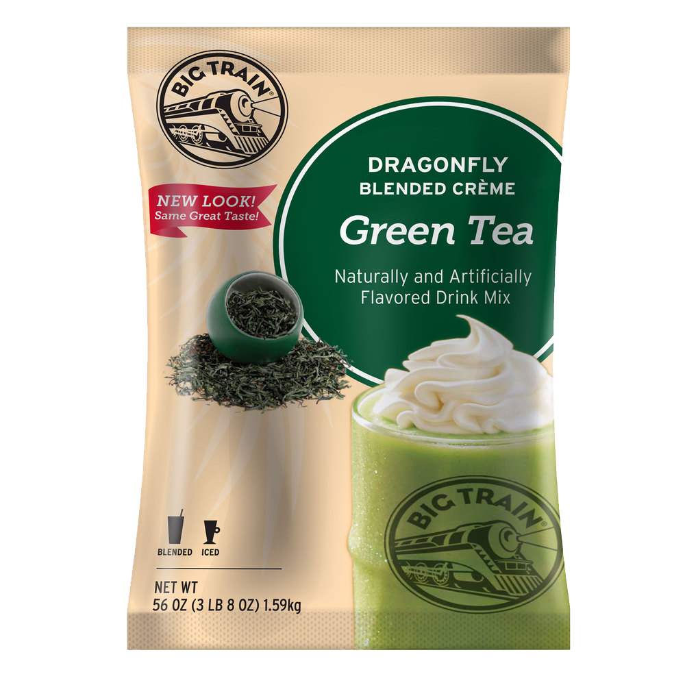 Dragonfly Green Tea