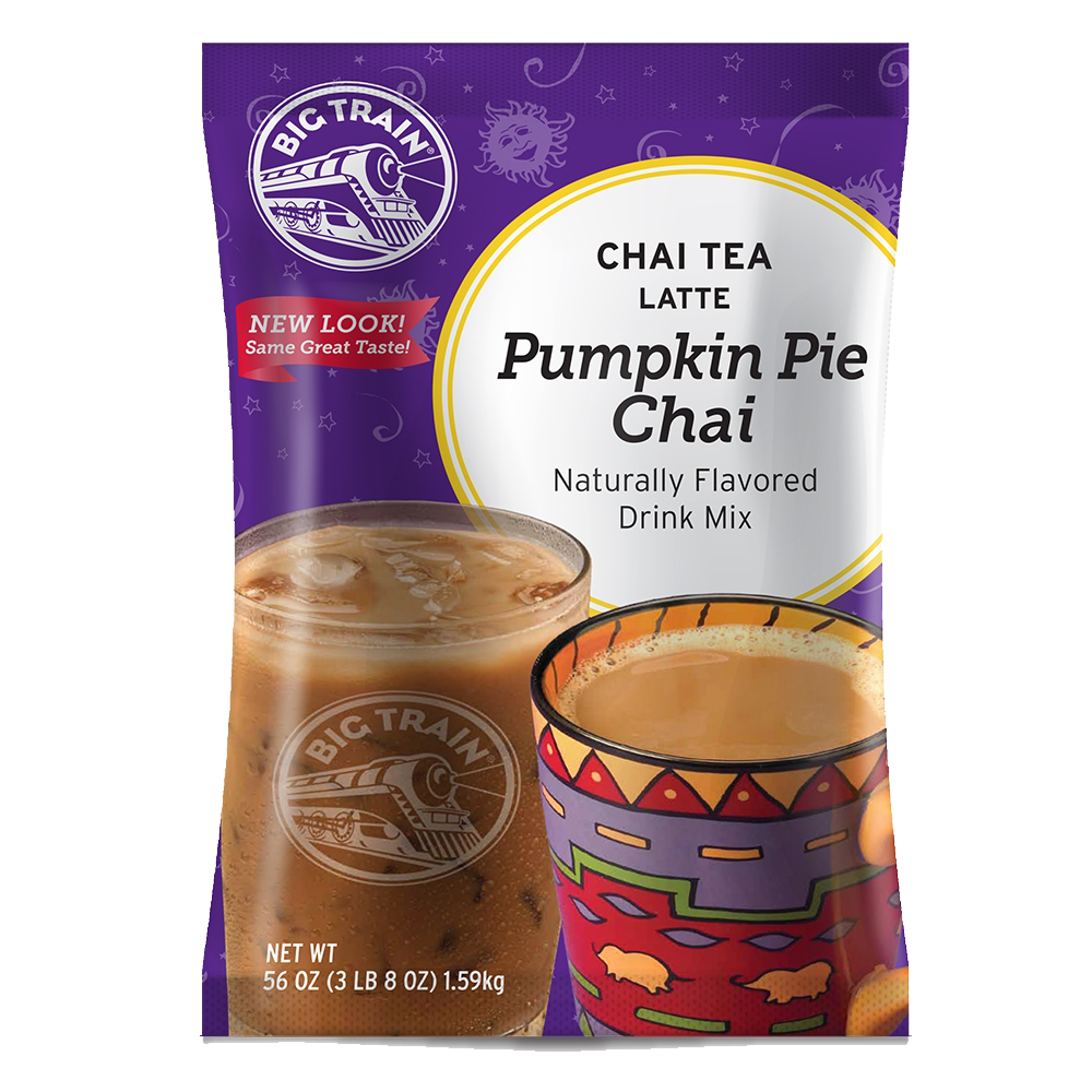 Pumpkin Pie Chai (seasonal)