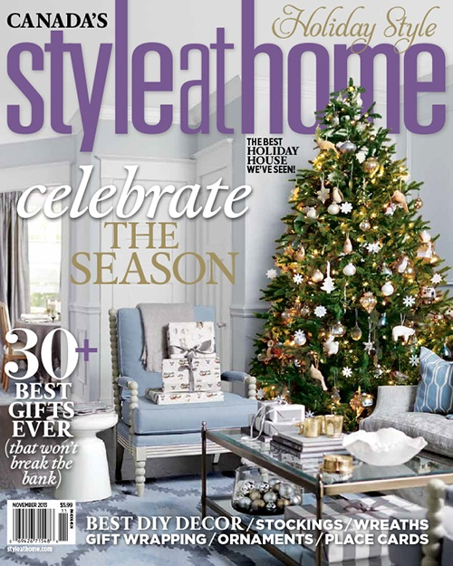 Style at Home - November 2013