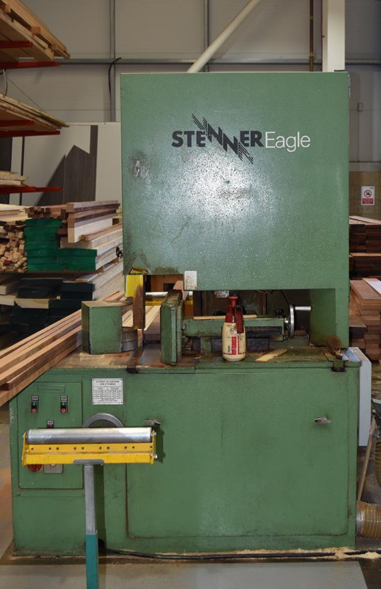 Stenner Eagle Resaw