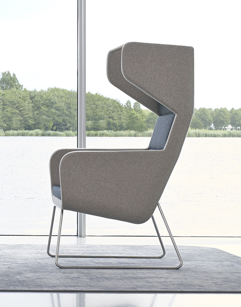Shelter Chair - Part of a wide range of loose furniture