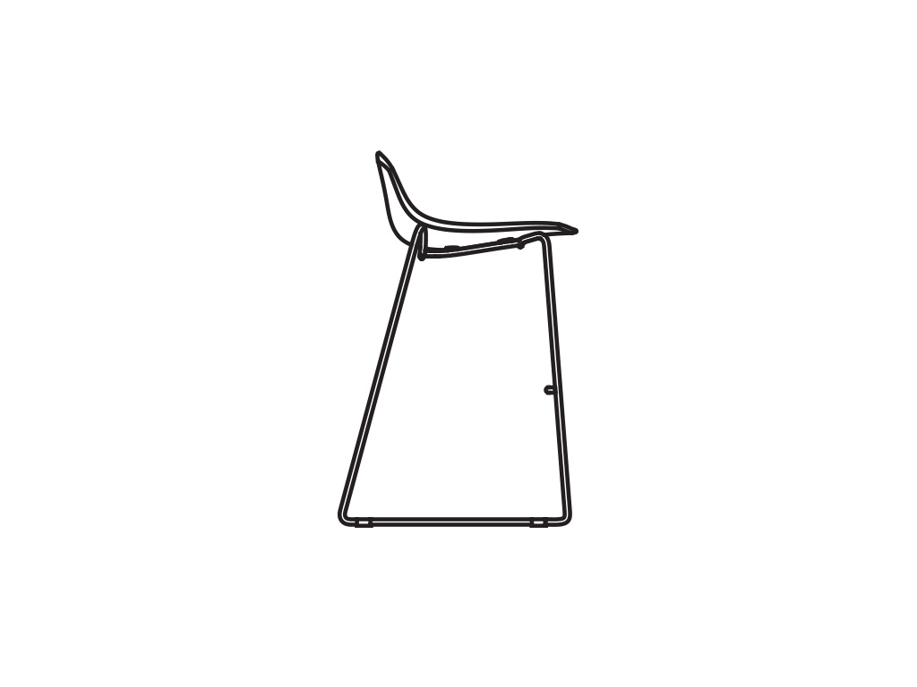 Curve Chairs DWG