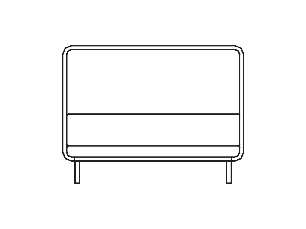 Cabin Sofa Range DWG