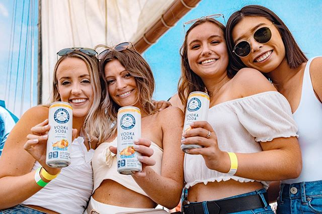 Ain't no party like a Cottage Springs party!!! The long weekend is just about here so round up your best friends and stock up on your favourite Vodka Soda before they're all gone! You'll want to grab extras! 🍋🍑🍉