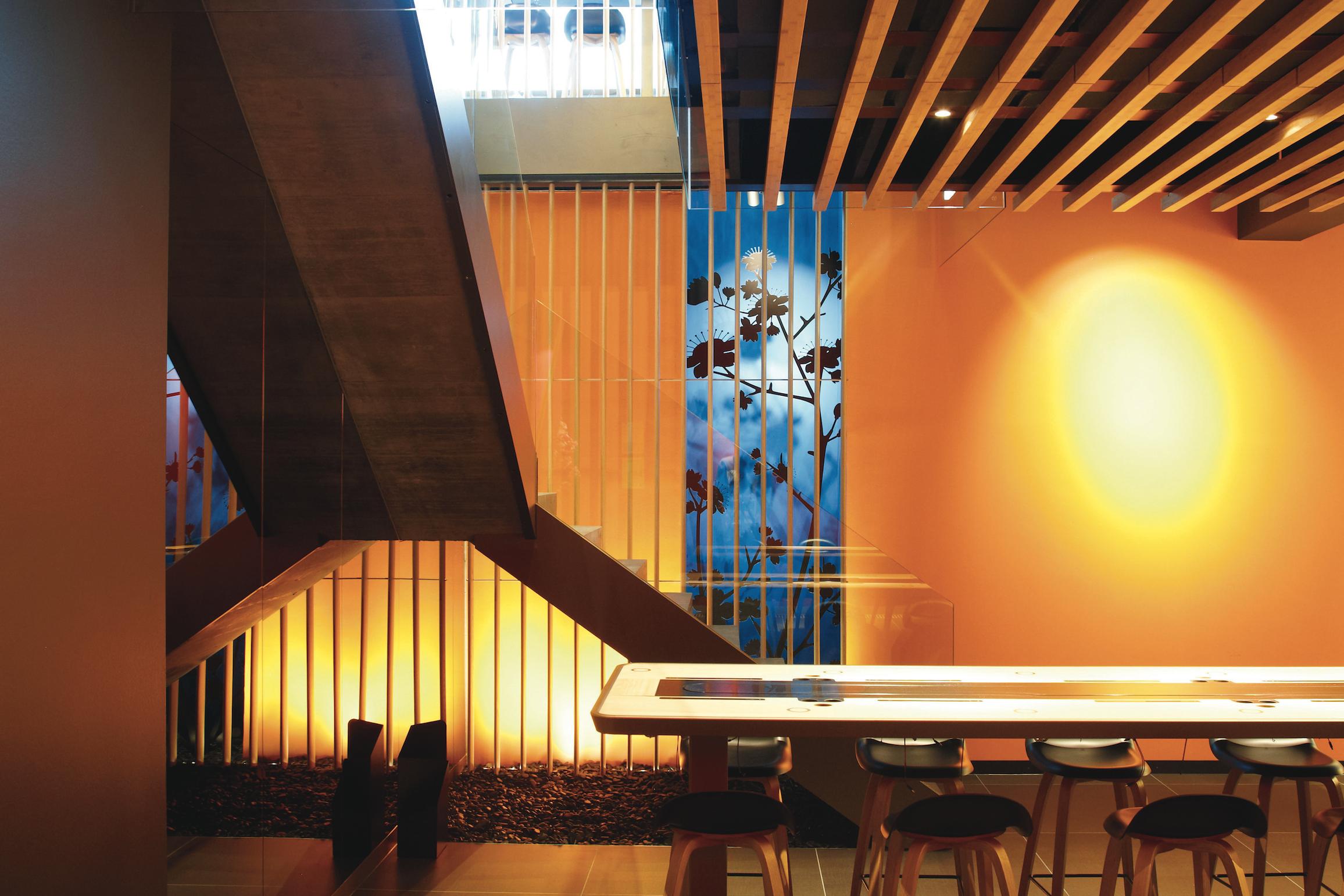 Interior graphics
