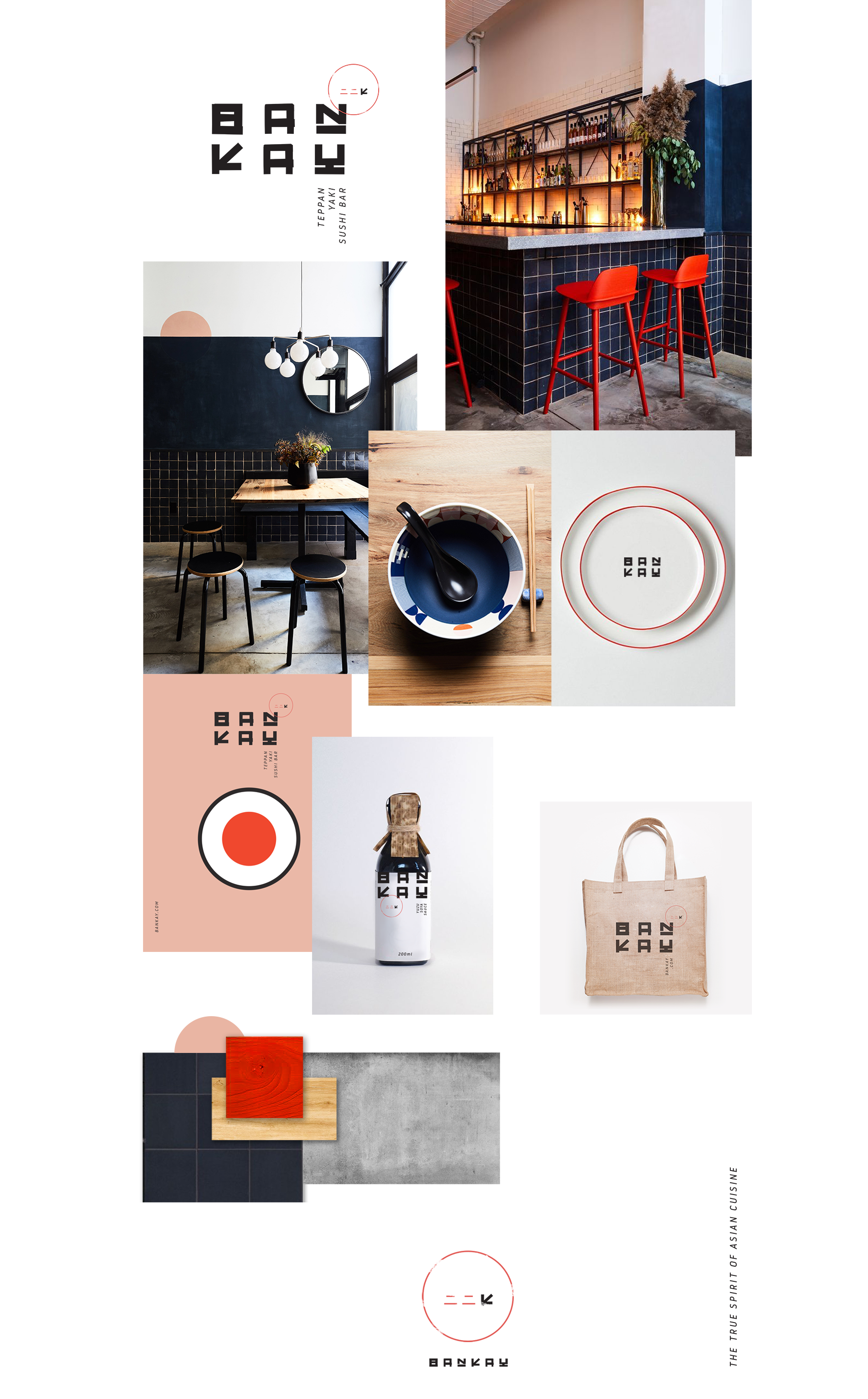 silu interior and branding