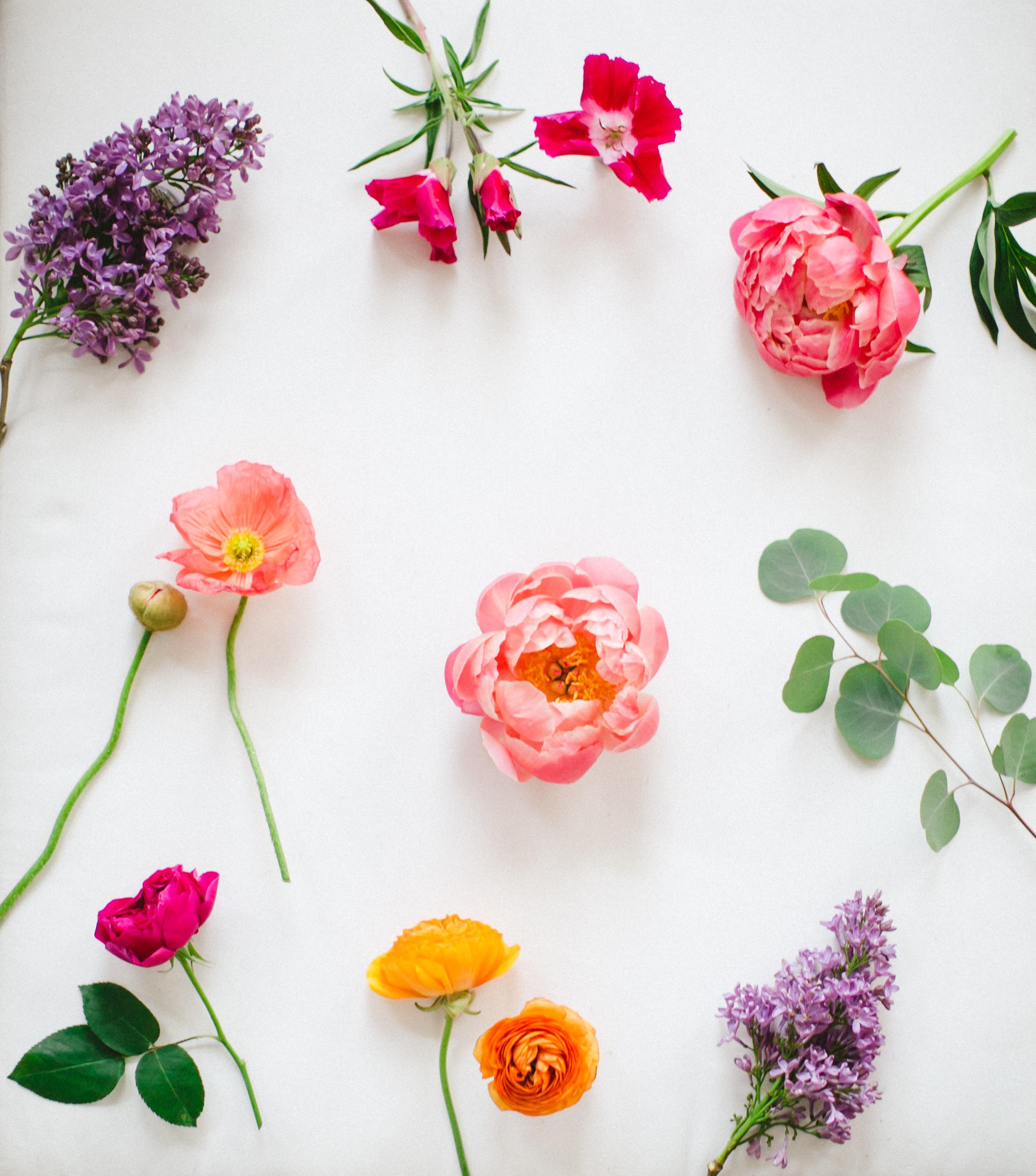 by Aimee Jobe Colorful Arrangement Wedding Bouquet Centerpiece-6.jpg