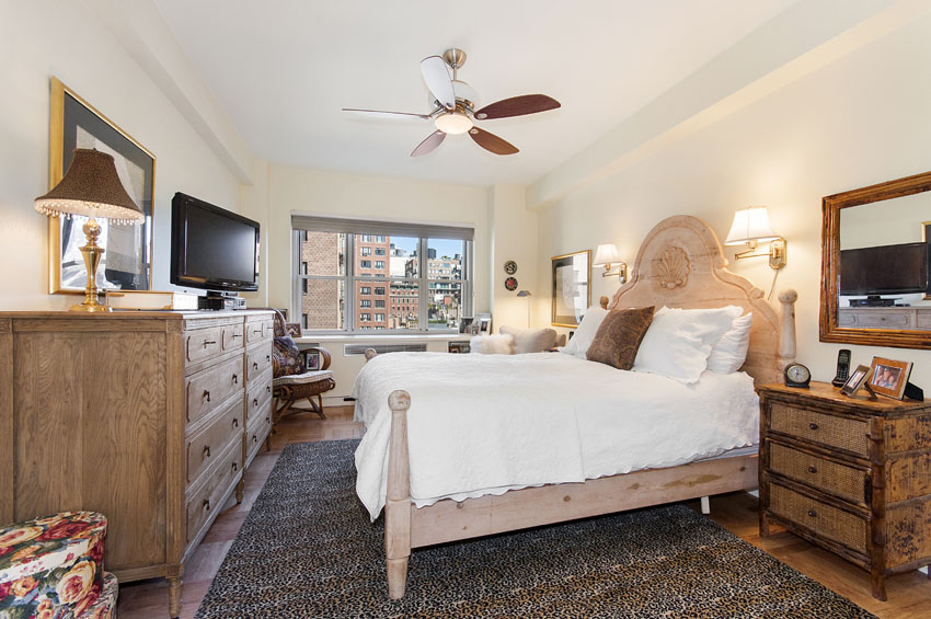 11 Fifth Avenue Apt. 9R Master Bedroom