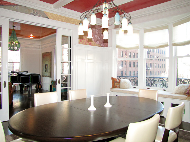 43 Fifth Avenue 5th Floor Formal Dining Room