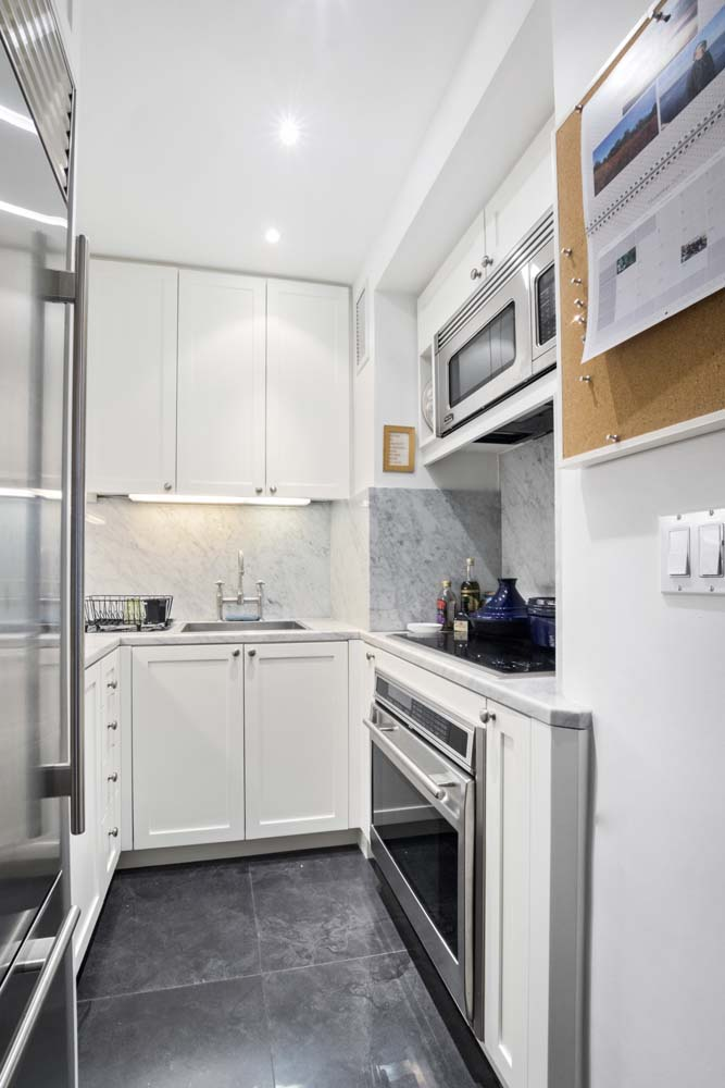 One Fifth Avenue Apt. 10D Kitchen