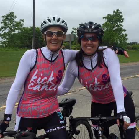 kerry and averil  Cycling partners in crime. Averil and Kerry have been an integral part of the local cycling circuit leading women's group rides. Passionate about cycling as they are about the food and wine scene in the city, they are graciously leading the  DAME   AUTOBUS .