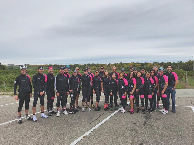 Another successful ride in Vineland. . . . . . #autobuscc #wymtm #cyclinglife #cyclingpics #cyclist #lifebehindbars #fromwhereiride #foreverbuttphotos #outsideisfree #roadbike #instacycling #cyclingshots #bibsup