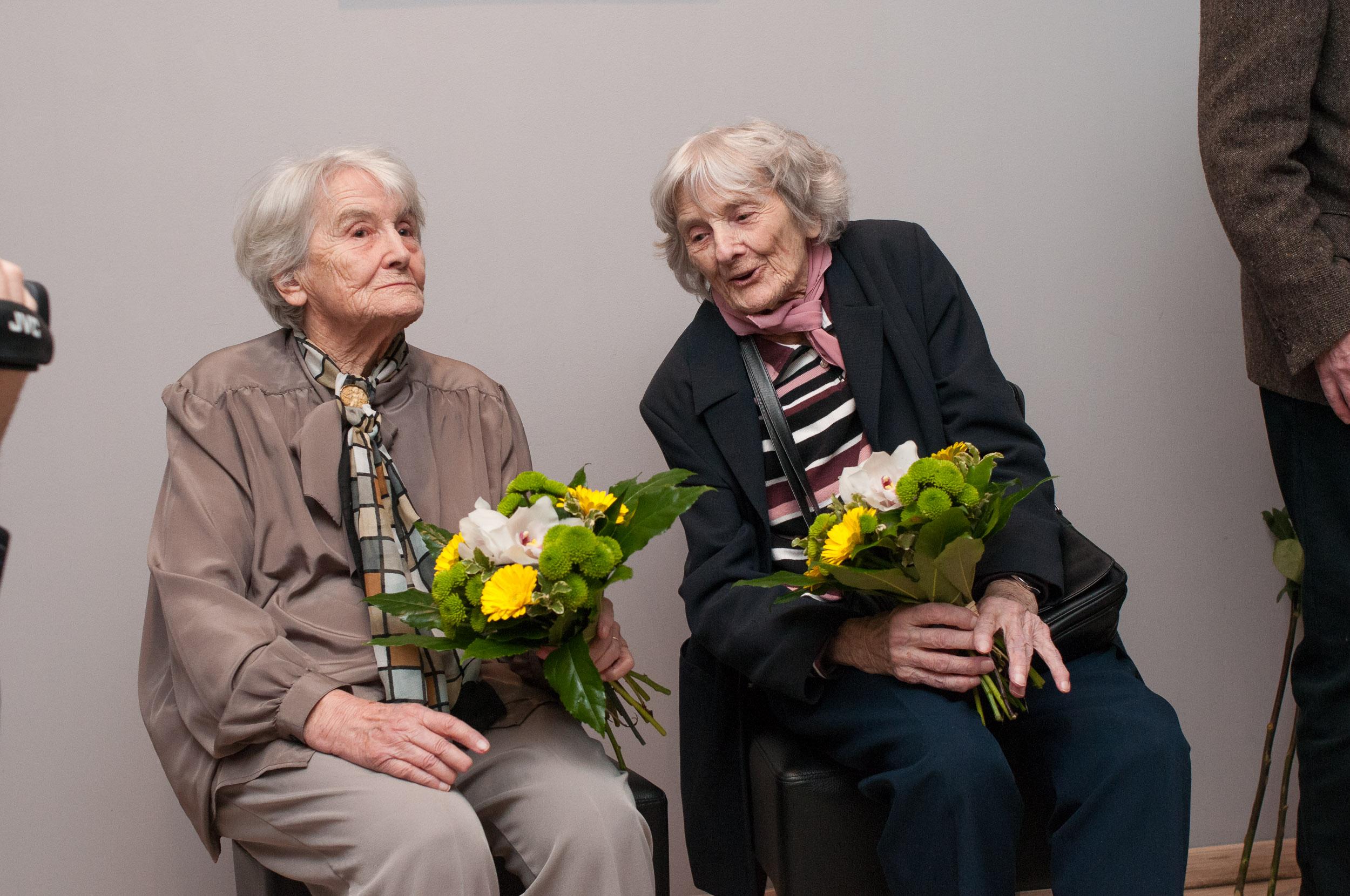 Photographic exhibition of sisters Jílovský