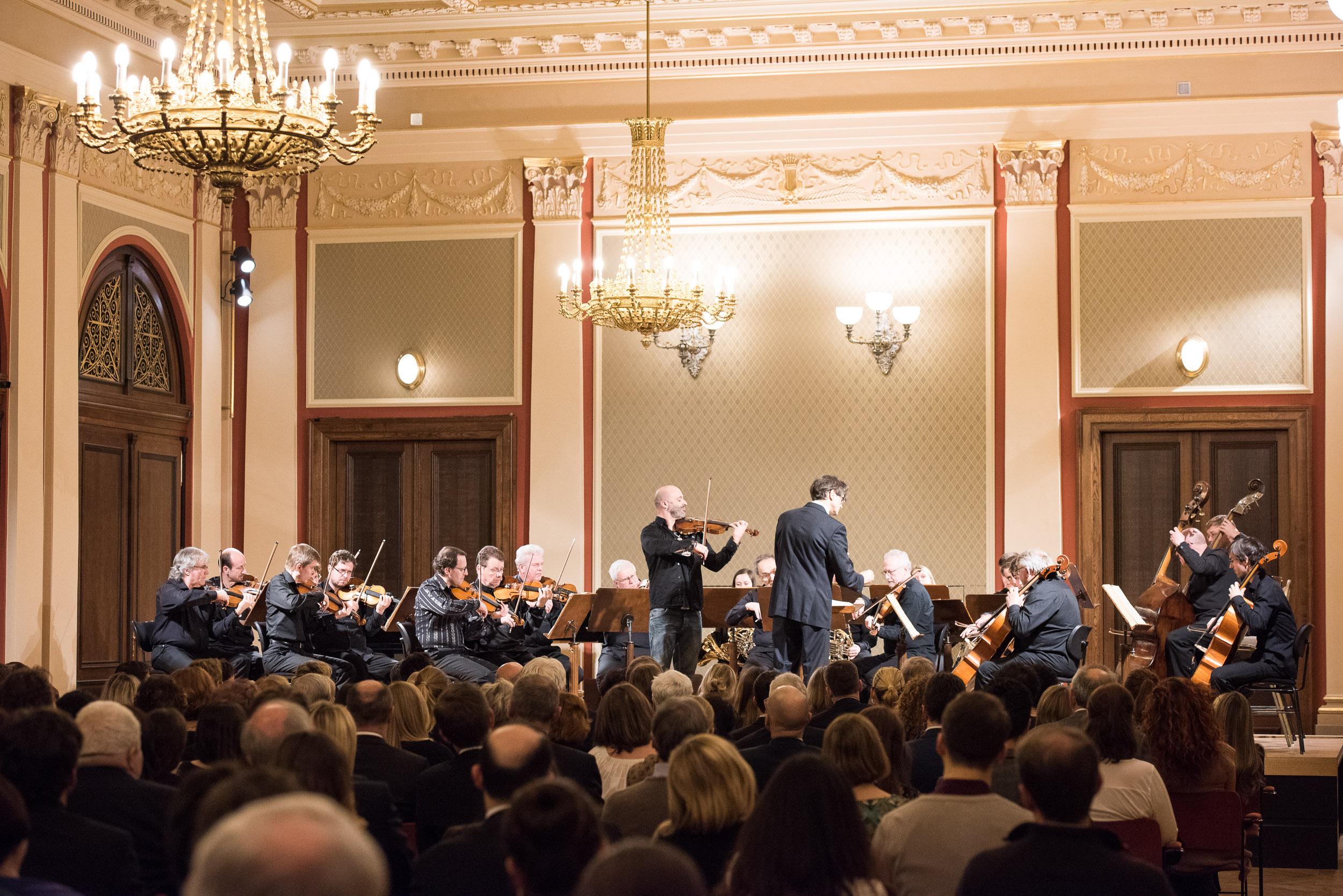 Partnership - Classic&Jazz concert in Rudolfinum