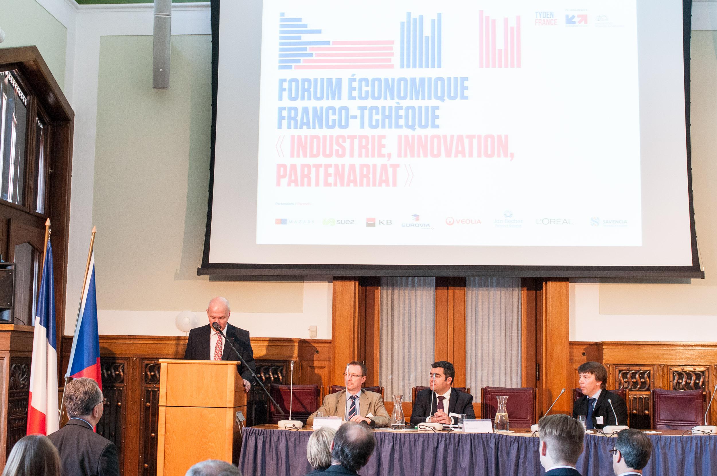 Czech-French Business Forum 2016