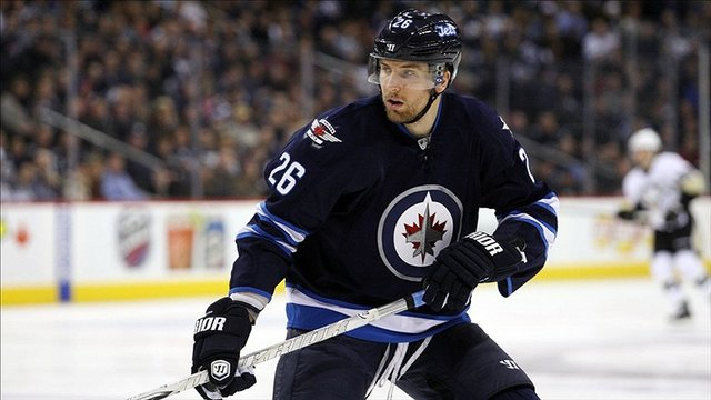 Blake Wheeler  Winnipeg Jets