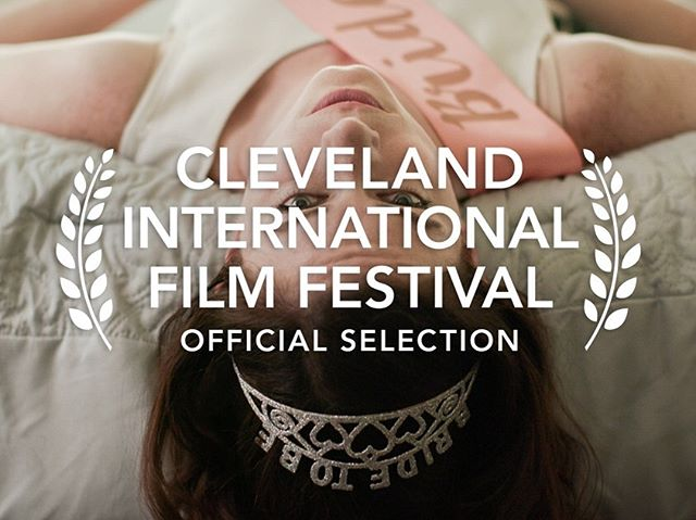 We're headed to Cleveland! We are thrilled to be included in @clefilmfest April 12-14. #film #filmmaker #filmmaking #movies #directing #editing #cinematography #writing #screenwriting #indiefilm #independentfilm #shortfilm #acting #actor