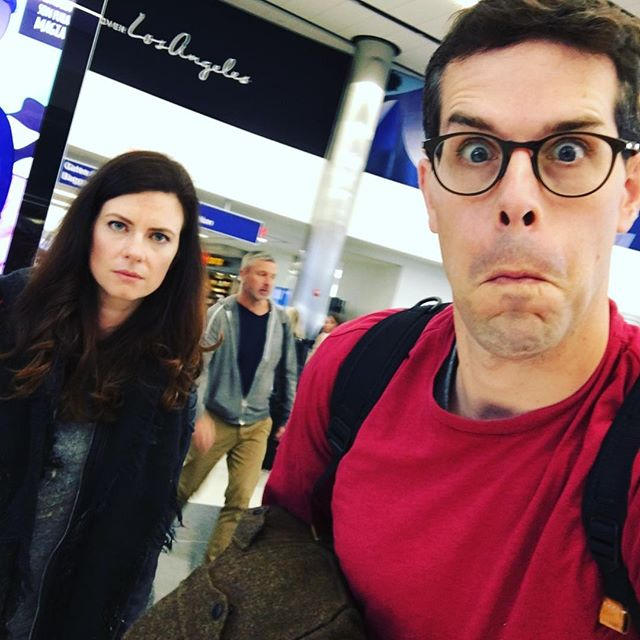 Excited about the 4hr flight to Cleveland! (Someone forgot her kindle.) @caitlinnortonwyatt #film #filmmaker #filmmaking #movies #directing #editing #cinematography #writing #screenwriting #indiefilm #independentfilm #shortfilm #acting #actor