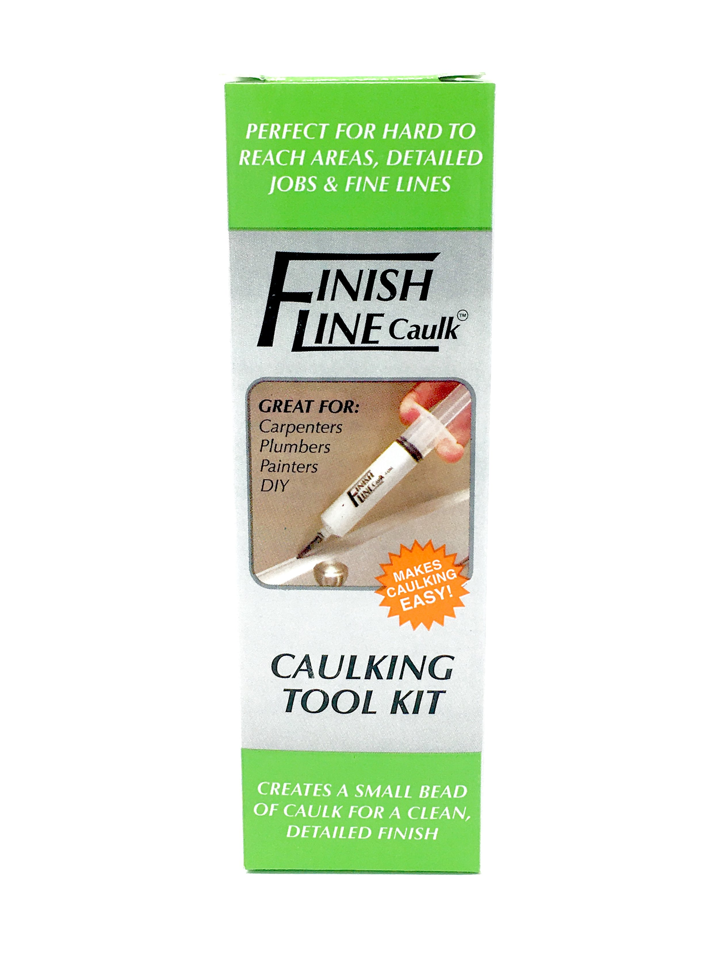 Finish Line Caulk Tool Starter Kit
