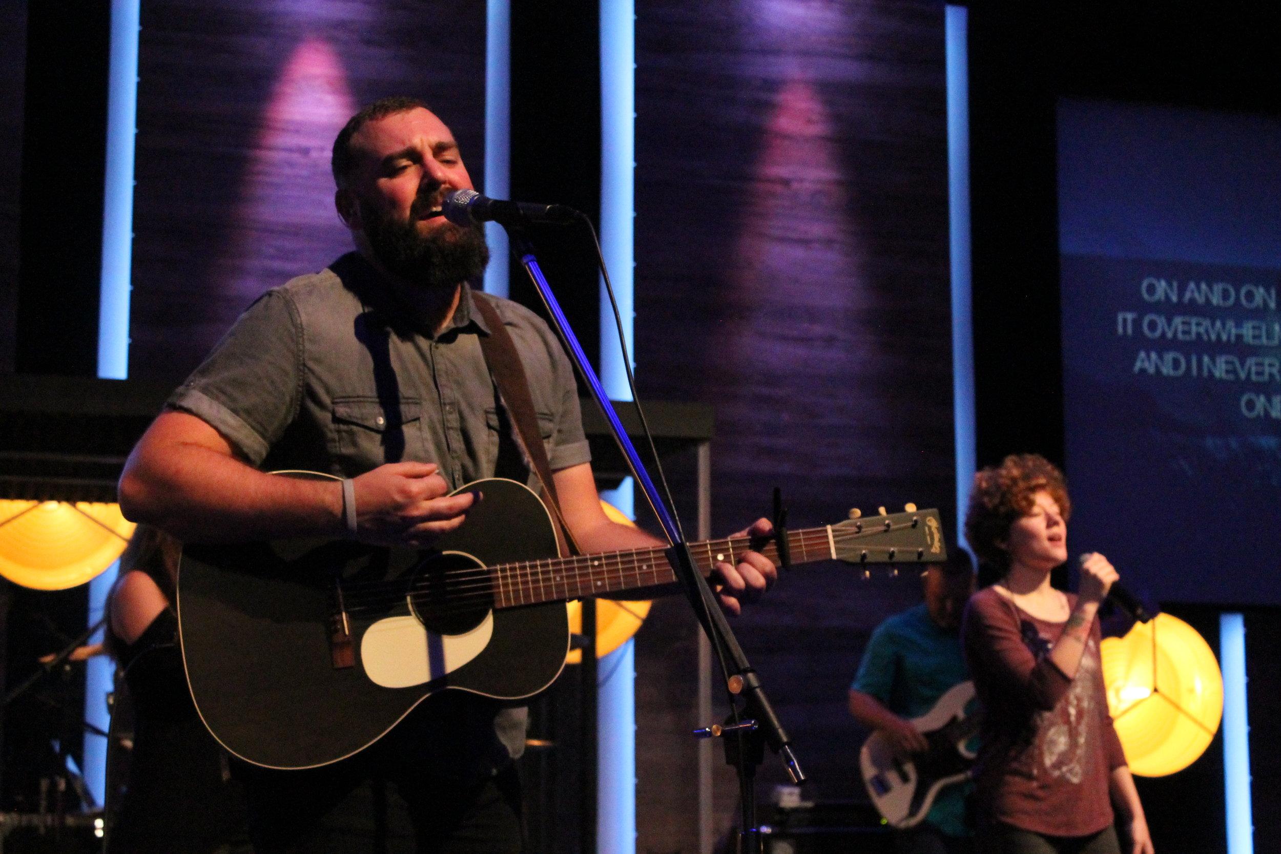 worship & production -
