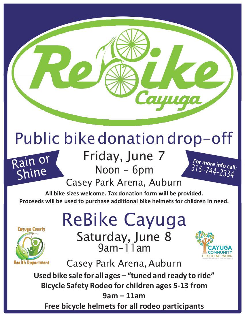 Events — Cayuga Health Network