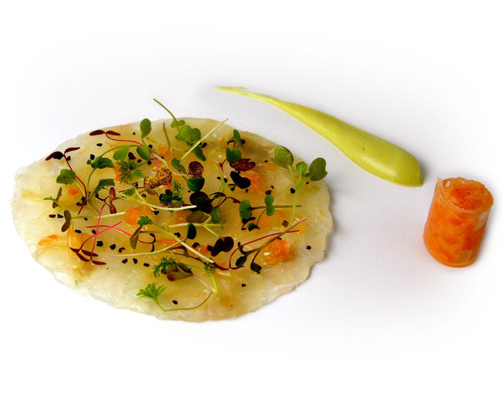 tasting_counter_halibut_sichuan_fennel_sake_grapefruit_avocado_smoked_salt.jpg