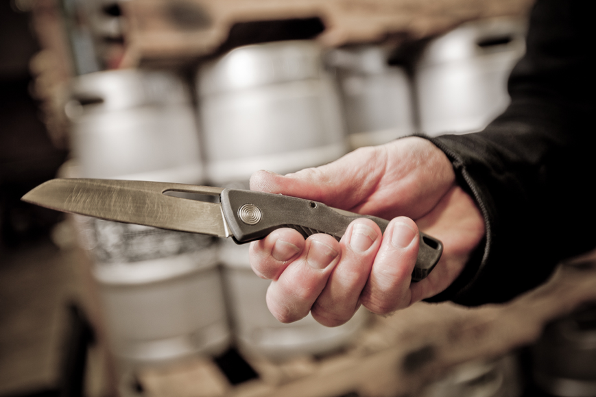 Introducing the GERBER Sharkbelly IPA: a special-edition brew by Boneyard Beer .