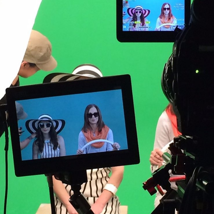 green screen production — Studio Rental Tips & More — New