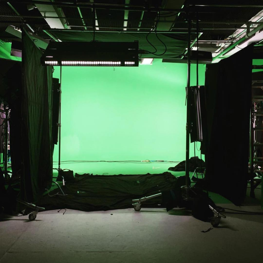 Green Screen Vs Blue Screen - Bravo Studios - NY