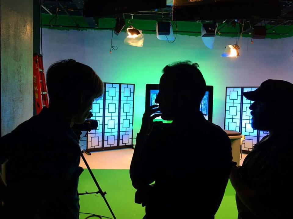 what is a stage manager for a green screen stage rental nyc