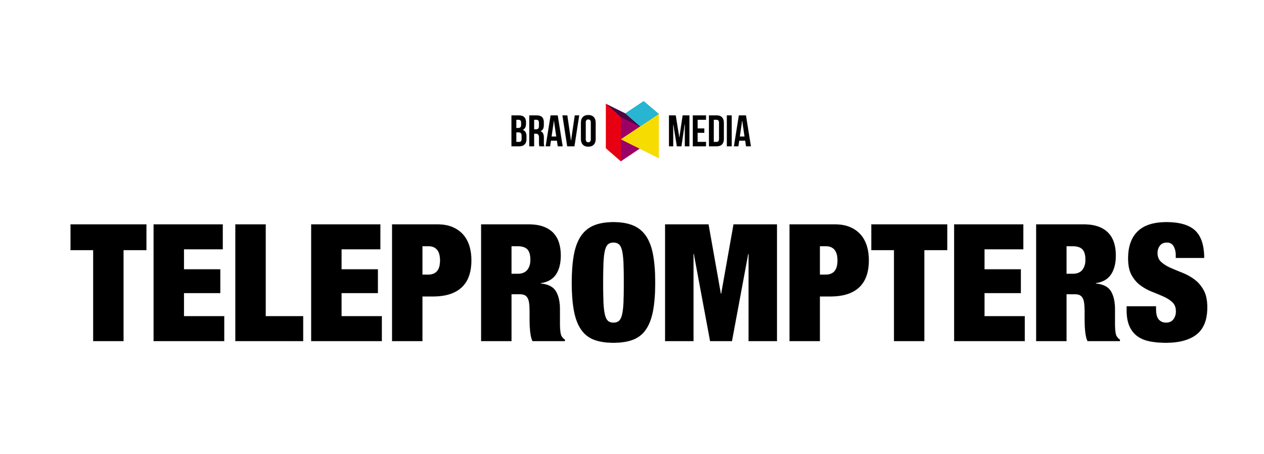 Rent teleprompters with Bravo