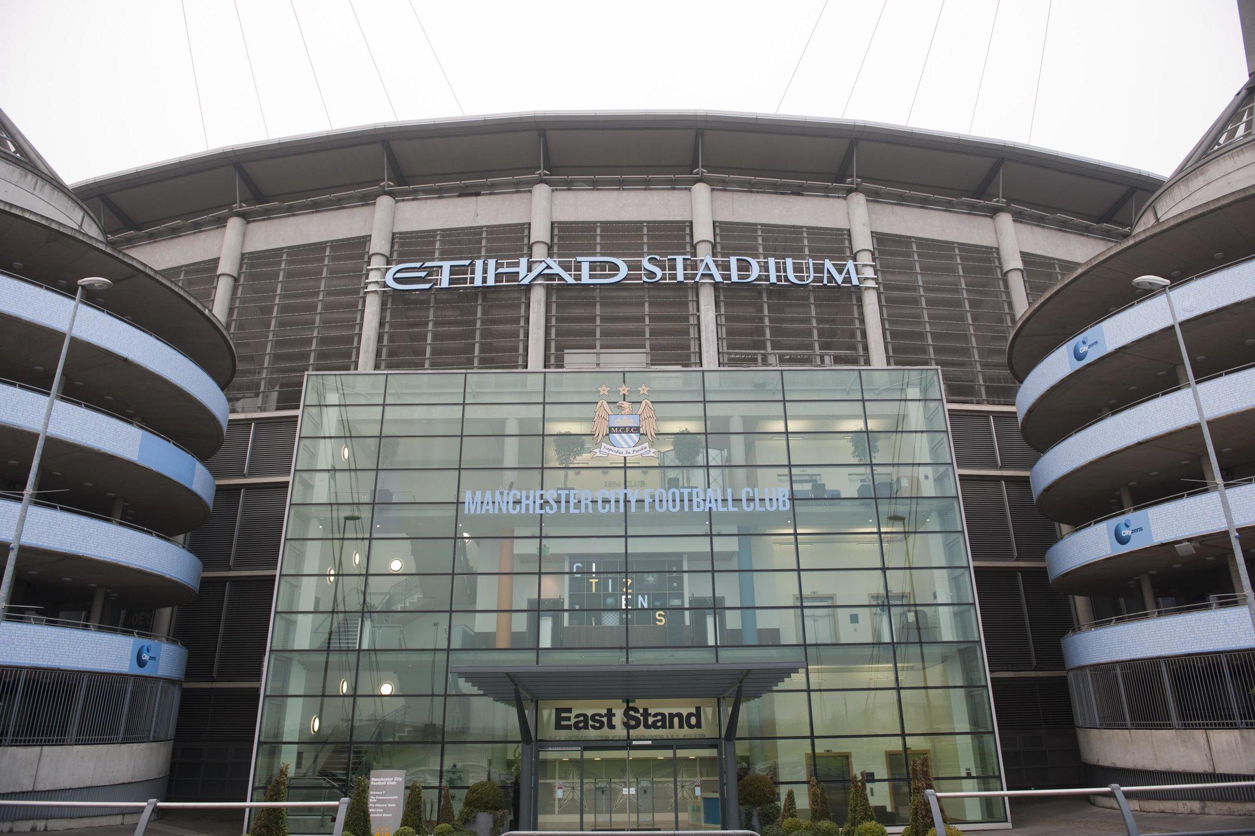 Etihad Stadium, venue for MMU assessment simulation