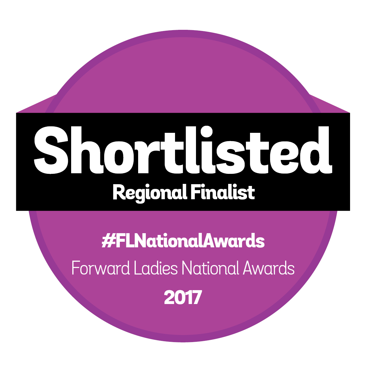 FL awards Sophie Milliken shortlisted