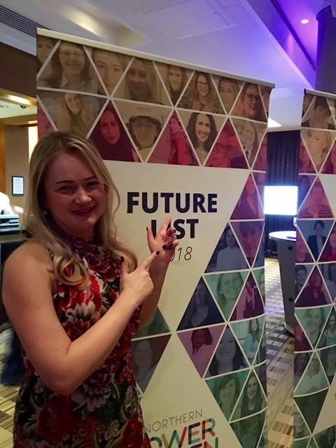 Sophie Milliken Northern Powern Women Future List