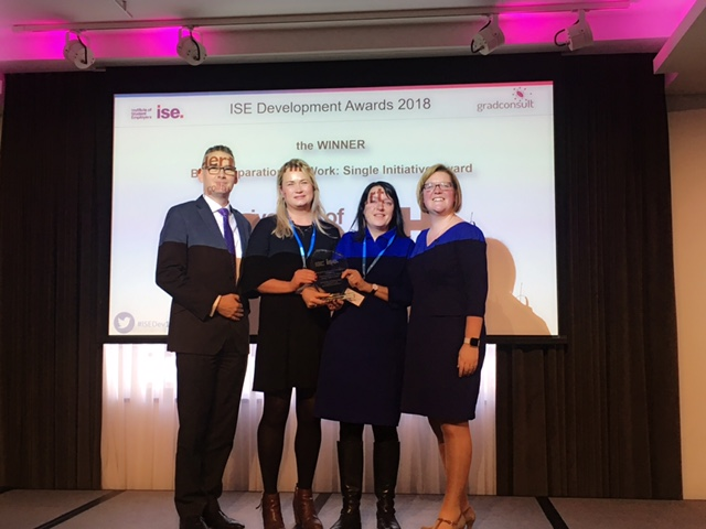 Smart Resourcing Solutions award win