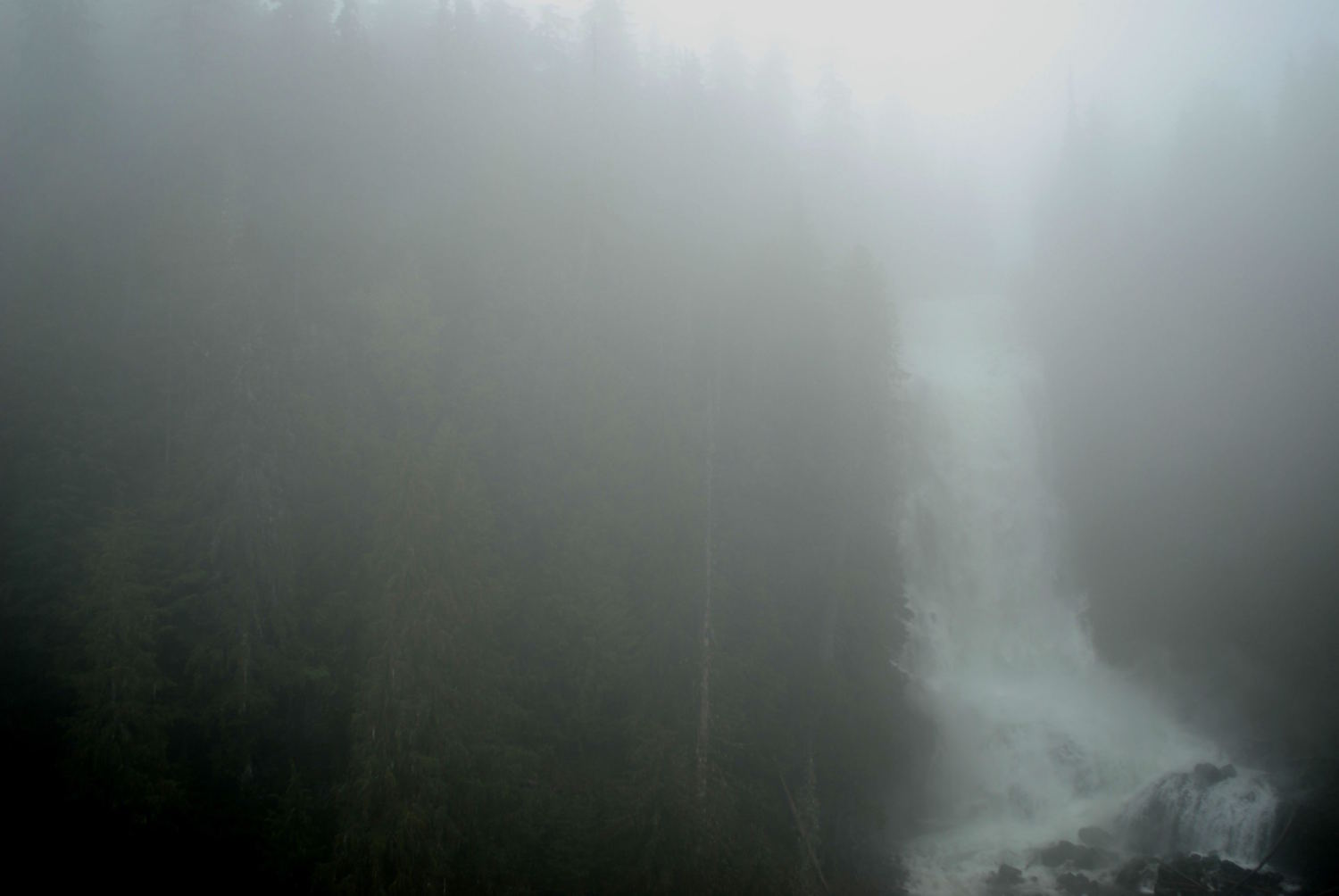Callaghan Falls / Whistler, British Columbia