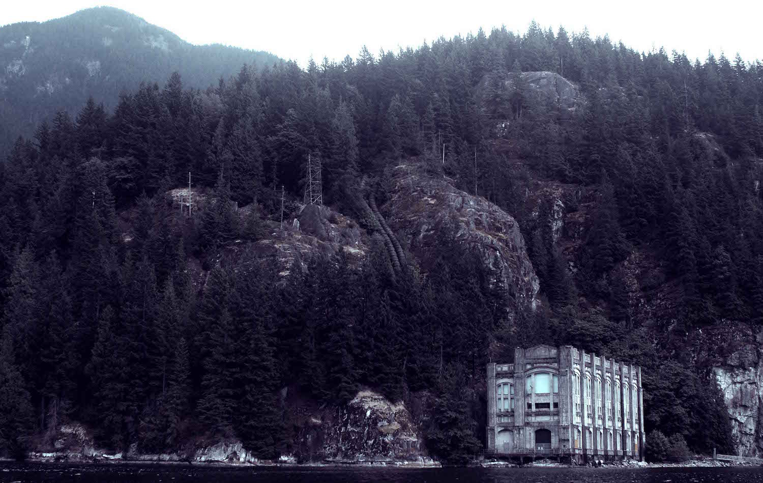 The Power Plant / Indian Arm, British Columbia