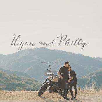 Uyen & Phillip -