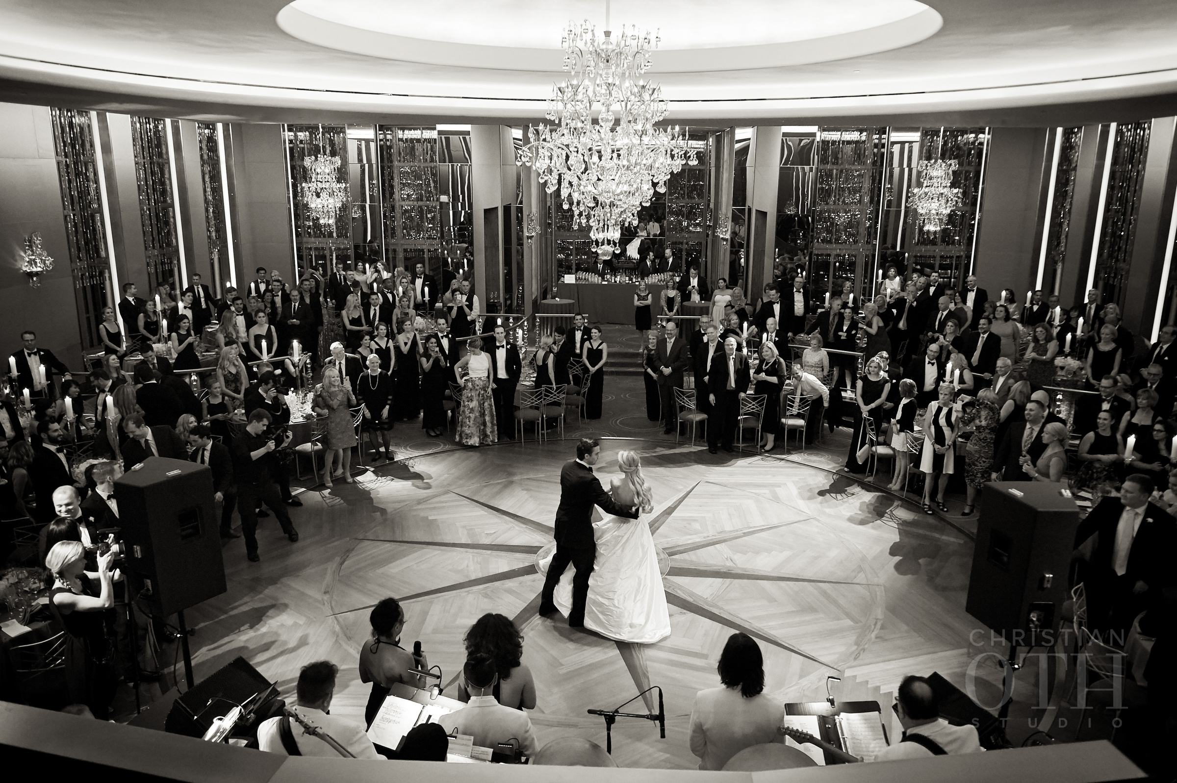 First Dance.  Photo by Christian Oth Studio.