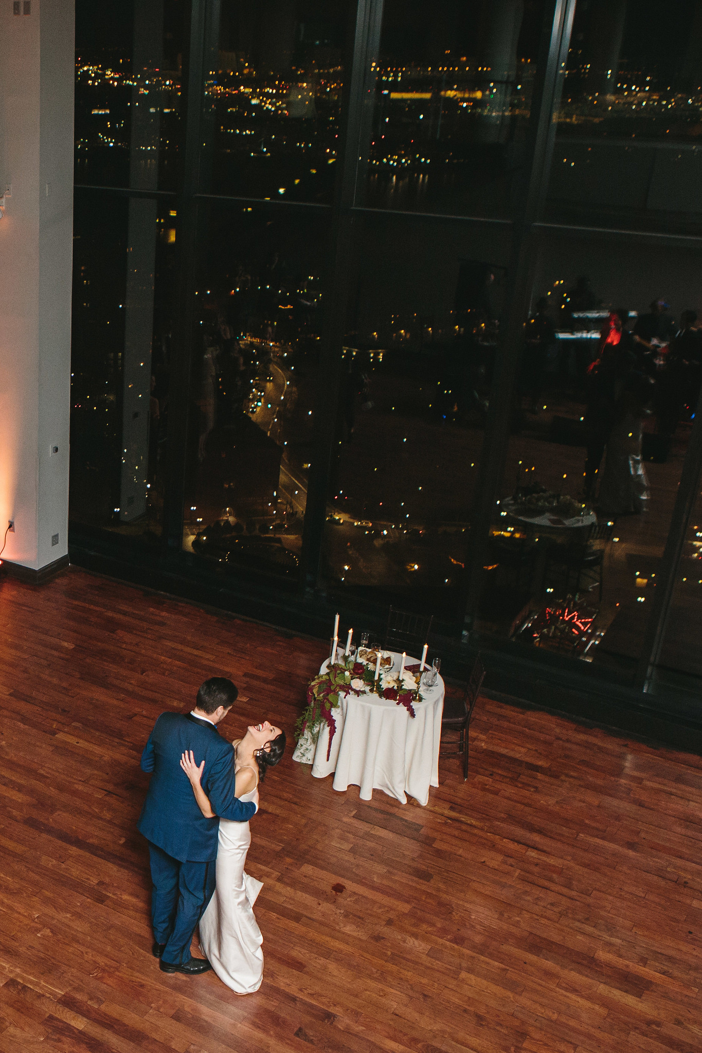 First Dance at The State Room, Room by Lindsay Hite Photography.