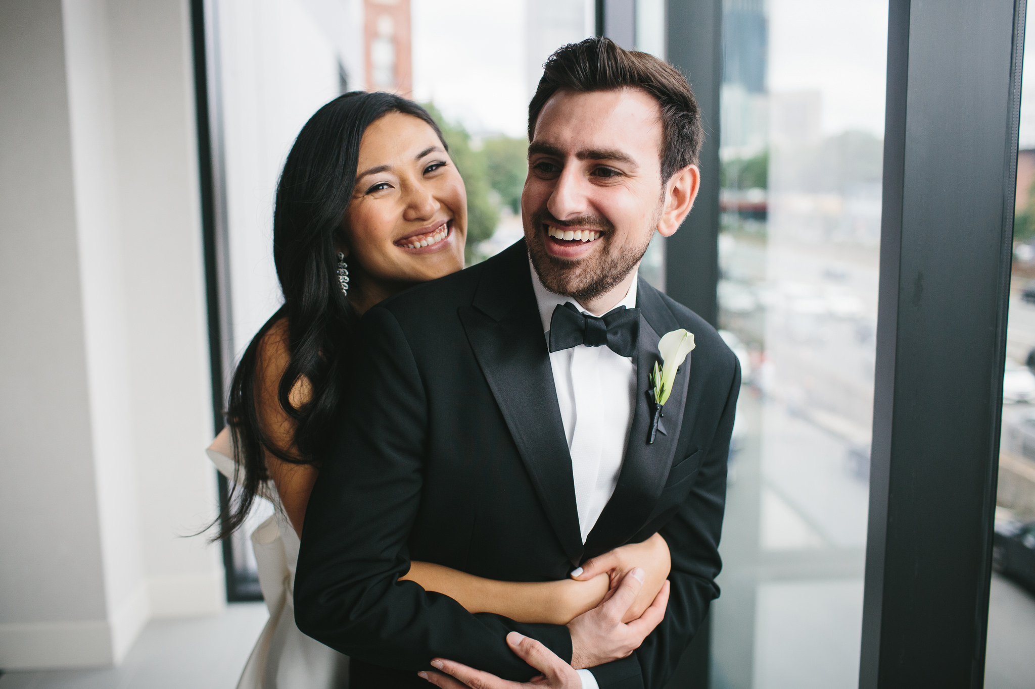High School Sweetheart Wedding
