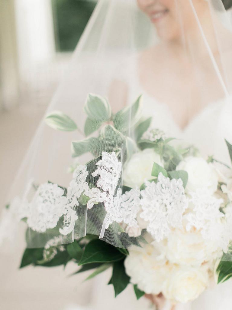 Wedding Day Bridal Bouquet