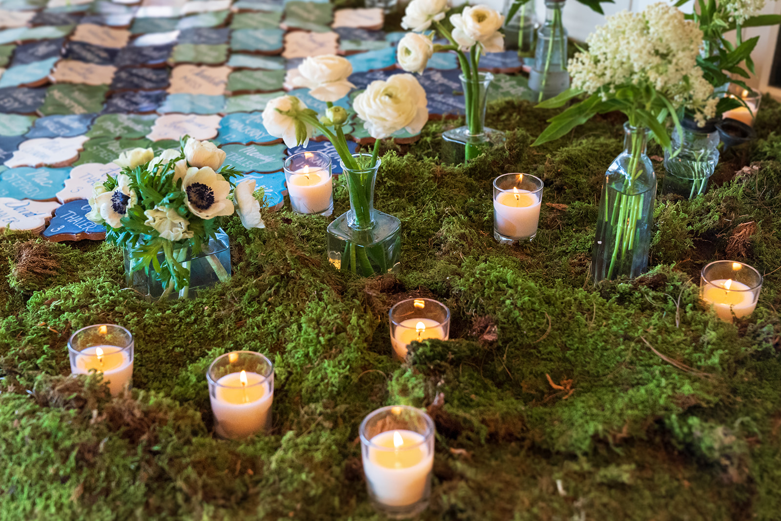 Wedding Escort Tiles