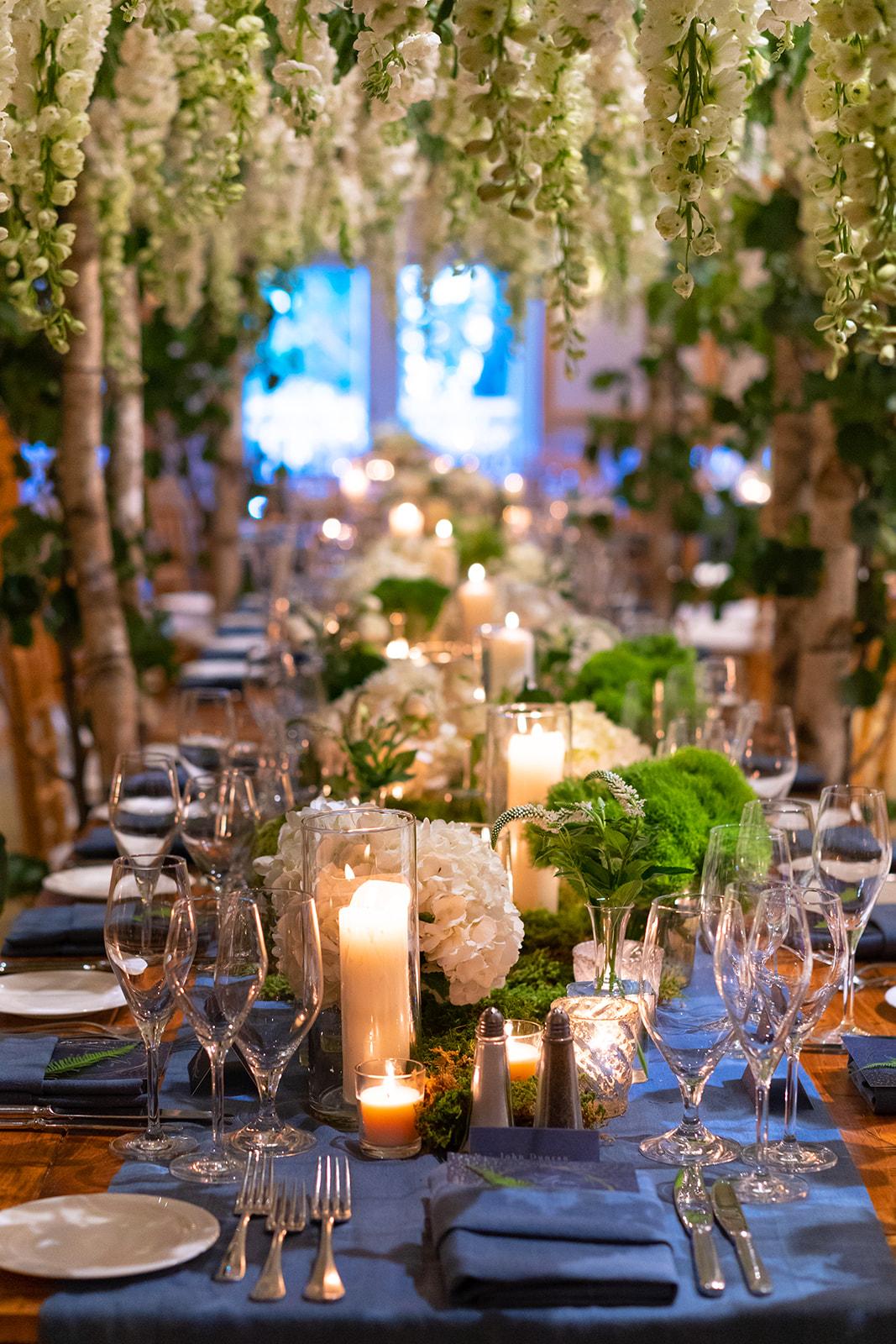 Cape Cod Wedding Decor