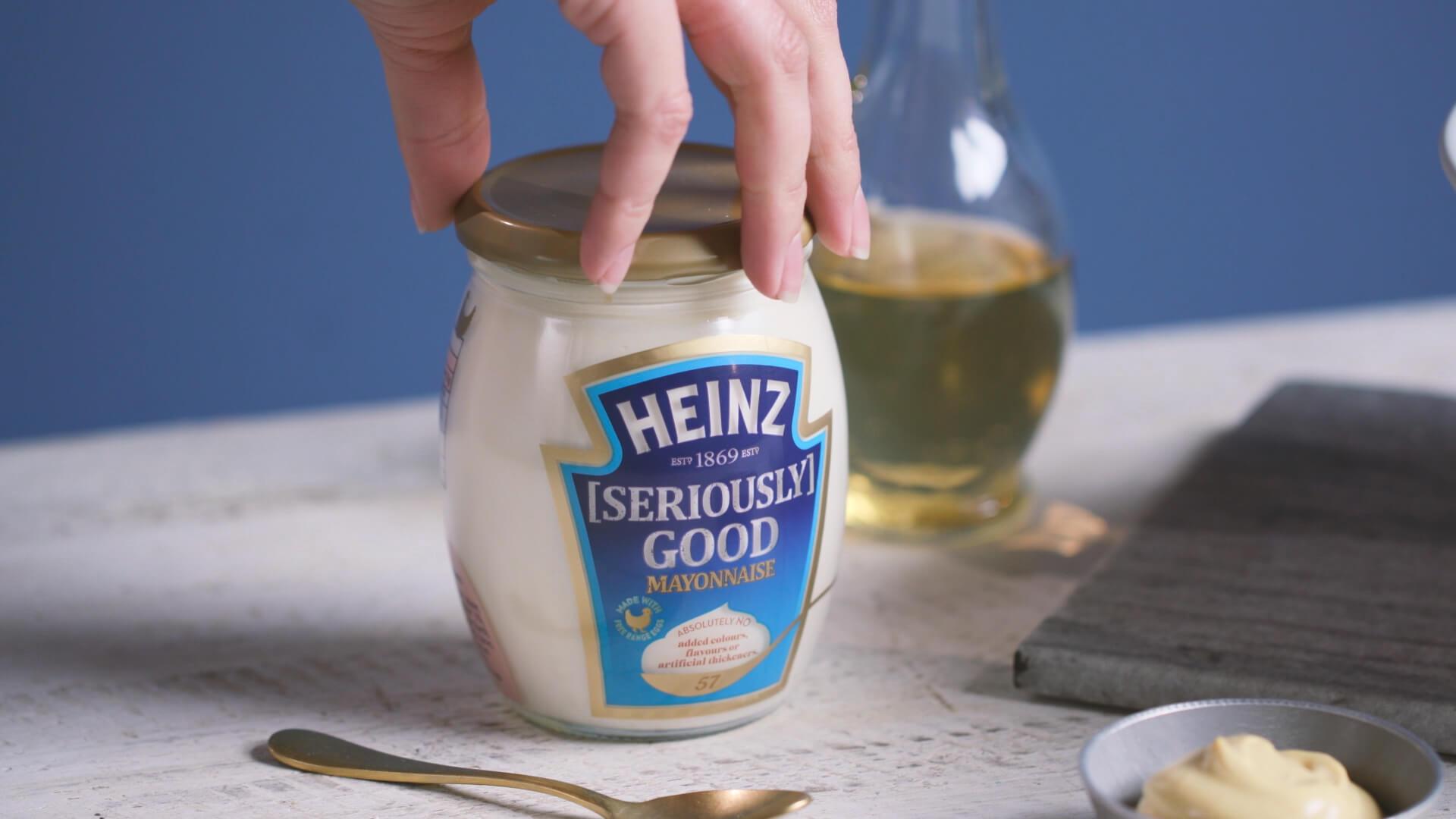 Heinz - 'Seriously good mayonnaise' TV ad