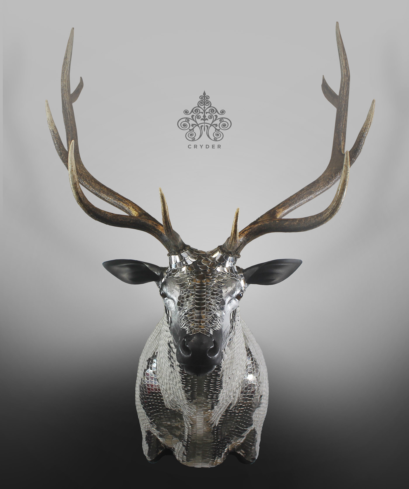 Elk Under Armour Mens Heads Up