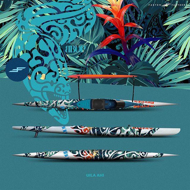 Uila Ahi (Lightening God) will zap you... Link in profile! @bellingham_bay_outrigger . . . . . . . . . . . .#fasterfarther #watersports #outrigger #outriggercanoe #oc1 #oc2 #paddling #paddlelife #downwind #ocean #surfart #surfergirl #surfski #paddler #canoe #canoeart #canoeracing