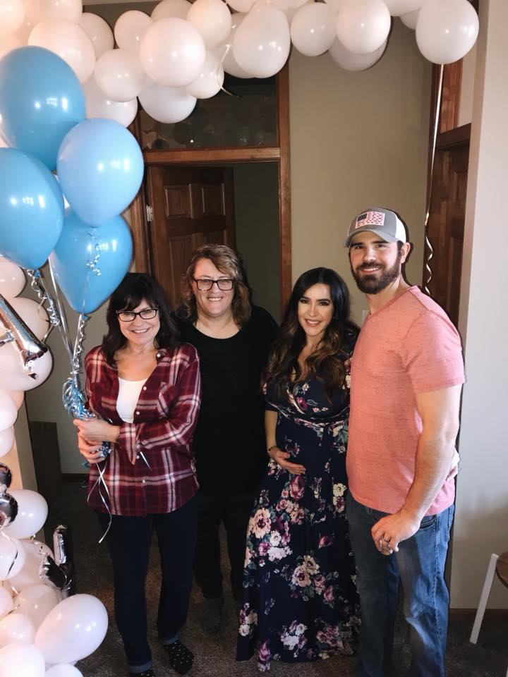 Gender Reveal Party - ITS A BOY
