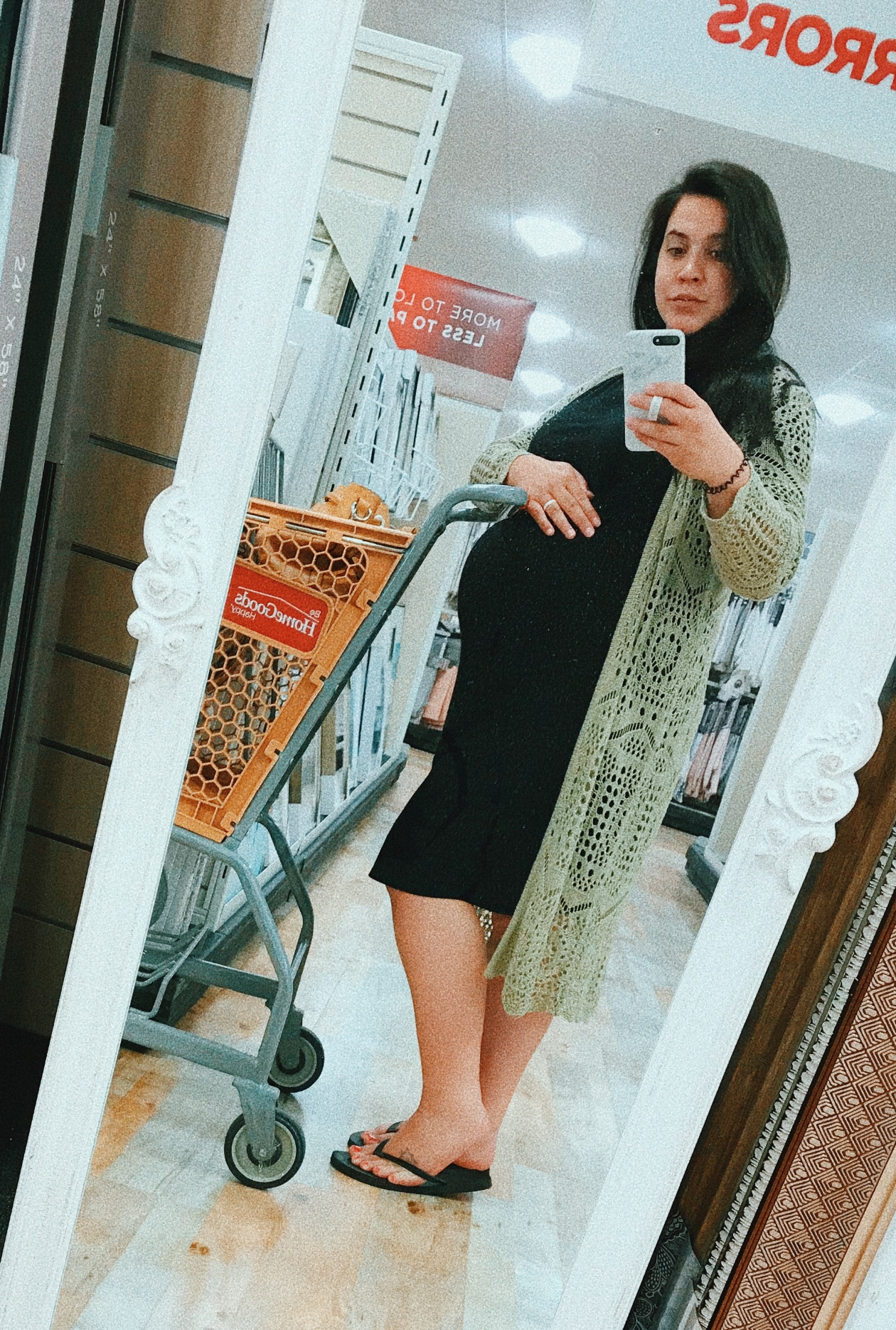 Pregnant at Home Goods